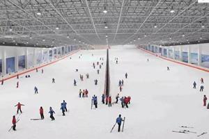 揚州邵伯湖滑雪場