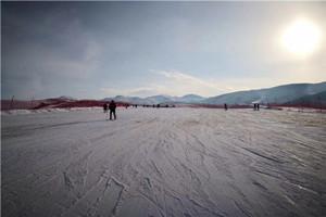鞏留滑雪場