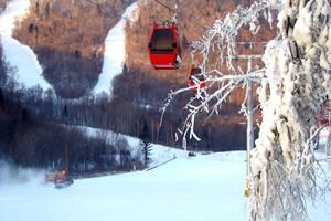 恩施綠蔥坡滑雪場