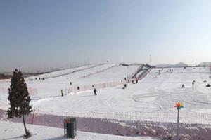 保定天阔滑雪场