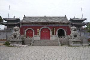 阳谷海会寺