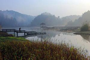 千島湖西南湖區(龍川灣)