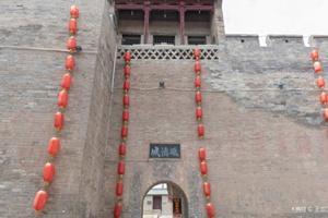 晉城砥洎城