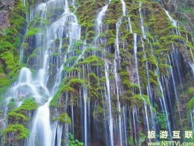 超明星阵容空降,上演山谷音乐节  重渡沟自然风景区位于洛阳市栾川县
