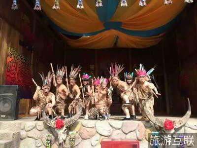2016天目湖太公山全新推出 异域风情 小矮人 民间绝技