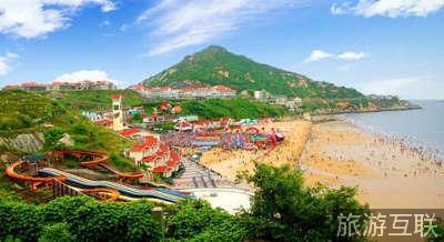 连云港连岛风景区图片