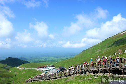 长白山风景区图片 1