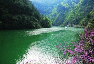 金华浦江神丽峡景区二次开发_神丽峡风景区_旅游新闻