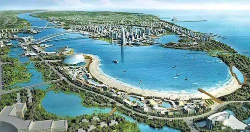 宁波杭州湾海皮岛景区升4a,梅山湾升省级旅游度假区