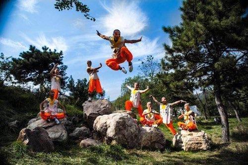 2018中国嵩山少林国际武林大会(7月7日起至8月31日)图片