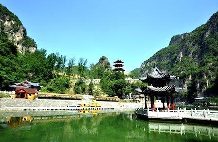 河南省焦作市净影风景区_旅游互联