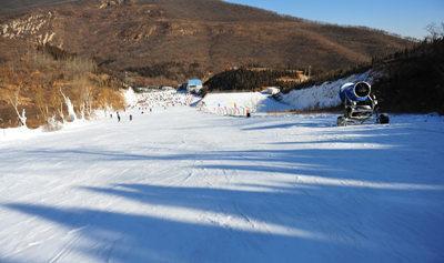 嵩山滑雪場02_副本_旅游互聯