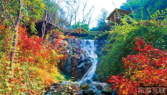 济南彩手绘风景