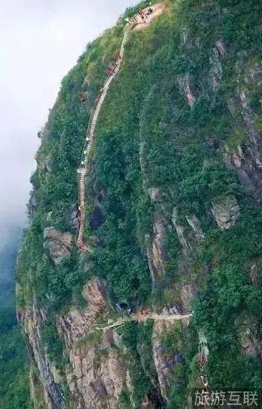 首页 旅游问答 旅游景点 广东旅游 连山金子山爬天梯的地方在哪里?