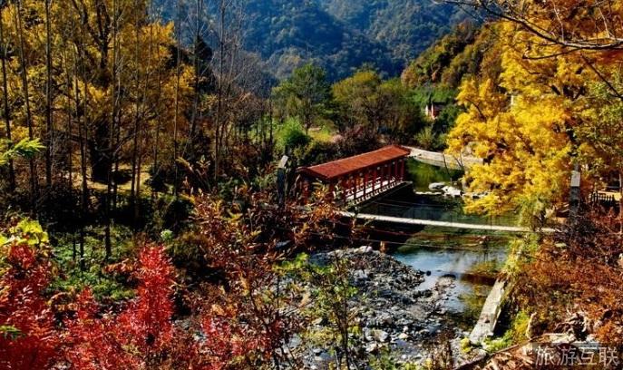 银树沟生态旅游区拥有两大旅游园林,三大旅游景区,四条旅游峡谷,五座