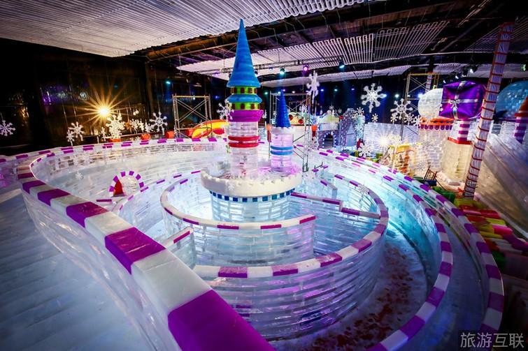 武汉冰雪王国主题乐园哪个项目最好玩?