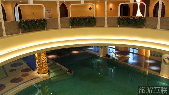 阿尔卡迪亚酒店有游泳池-旅游互联网
