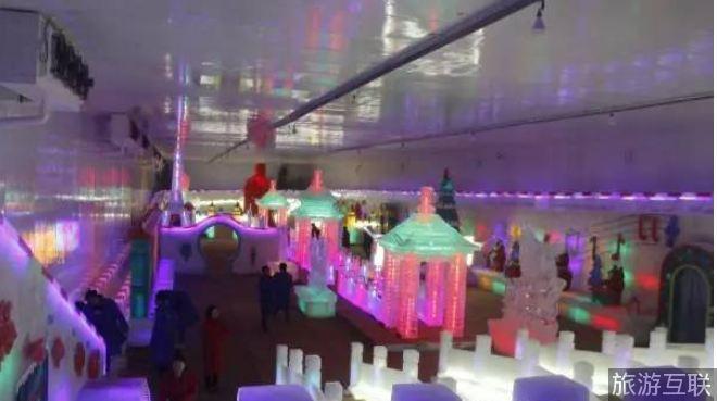 茂名第一滩冰雕展门票几钱?中国第一滩冰雪游乐场里面有什么?