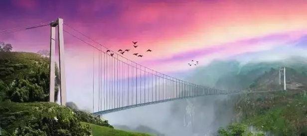 商城西河景区玻璃桥几分钟走完?
