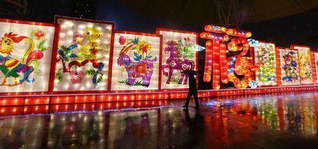 【不退不改】【熊出没·新春灯会】南通探险王国成人夜场票(1.