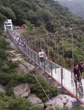 尧山想马河玻璃桥门票多少钱?想马河玻璃天桥