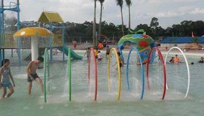 天子山水上游乐园,是重庆忠县首家以水为主要元素的主题景区.