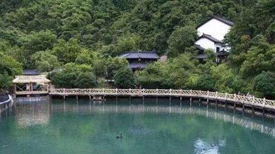 桐庐天子地风景区图片集                         杭州到桐庐天子地