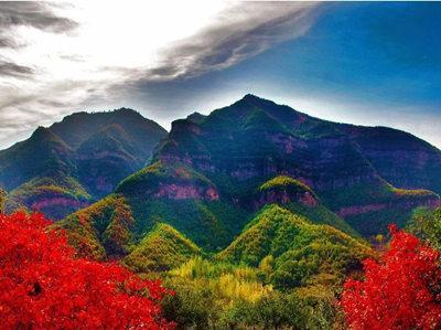 汝州九峰山森林公园有住的地方吗?